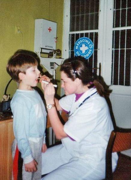 Badanie przez pielęgniarkę