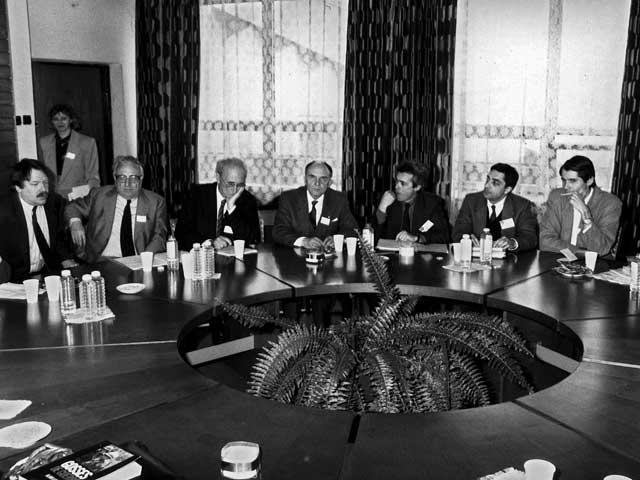 I Spotkanie Europejskie Wschód-Zachód