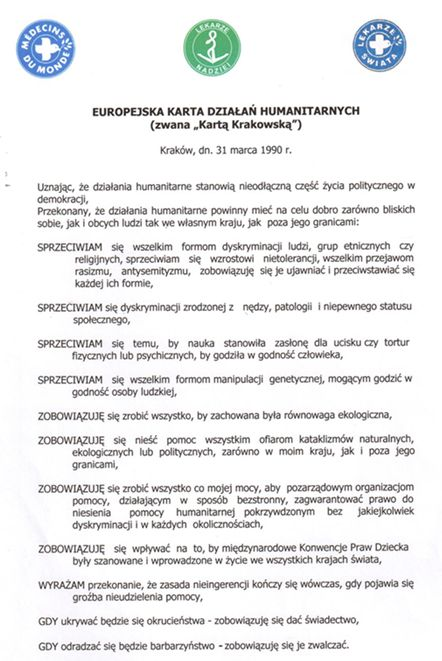 Karta Krakowska